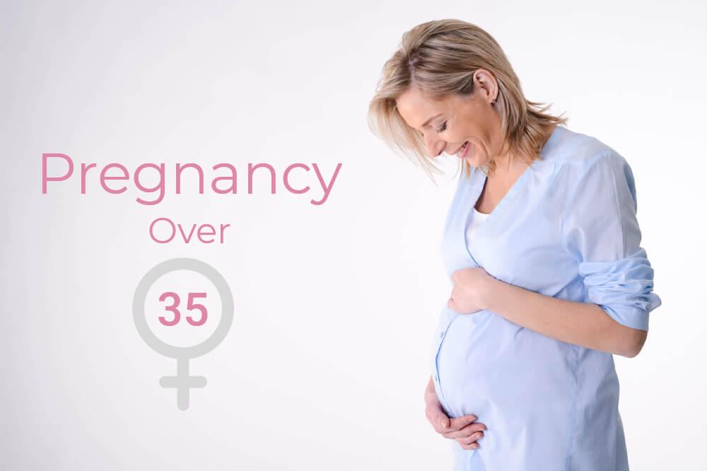 Pregnancy after 35